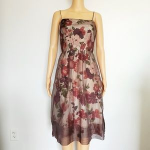 Laundry by Shelli Segal romantic floral dress
